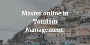 Master online in Tourism Management a Reggio Emilia.